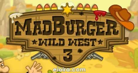 Mad Burger 3 Logo