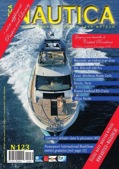 Nautica Magazine - Octobre-Novembre 2015