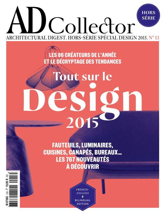 AD Collector Hors-Série 13 - Special Design 2015