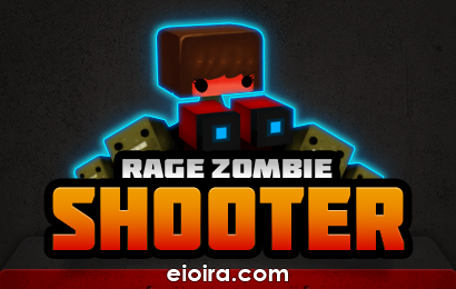 Rage Zombie Shooter Logo