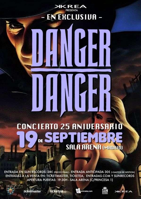 Danger Danger Madrid