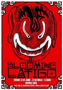Blooming Látigo