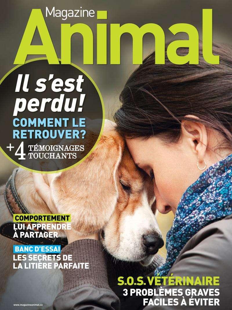Magazine Animal - Octobre 2015