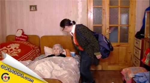 კიევის ყოფილმა მერმა ქართველი მოხუცების შესახებ ამაღელვებელი ვიდეო გამოაქვეყნა