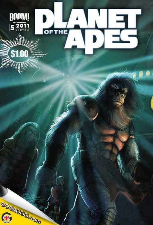 Planet of the Apes | მაიმუნების პლანეტა