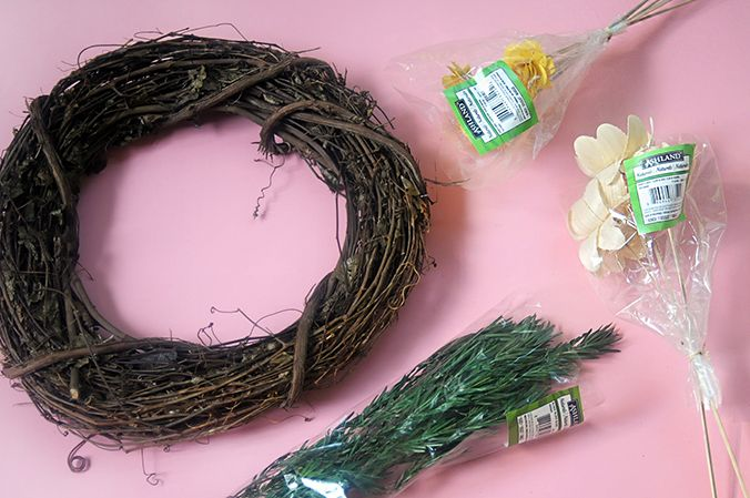 Michaels Makers - Ashland Wreath DIY