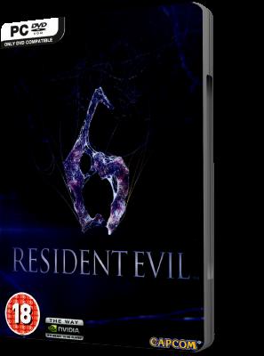 [PC] Resident Evil 6: Complete Pack (2013) - FULL ITA