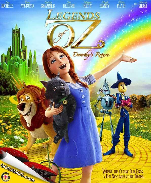 Legends of Oz: Dorothy's Return | ოზი: ზურმუხტის ქალაქში დაბრუნება (ქართულად)