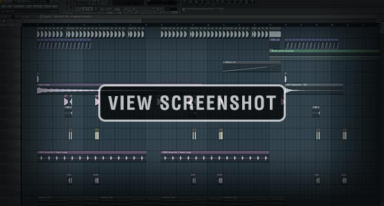 FL Studio Screenshot Image Template Project Preview