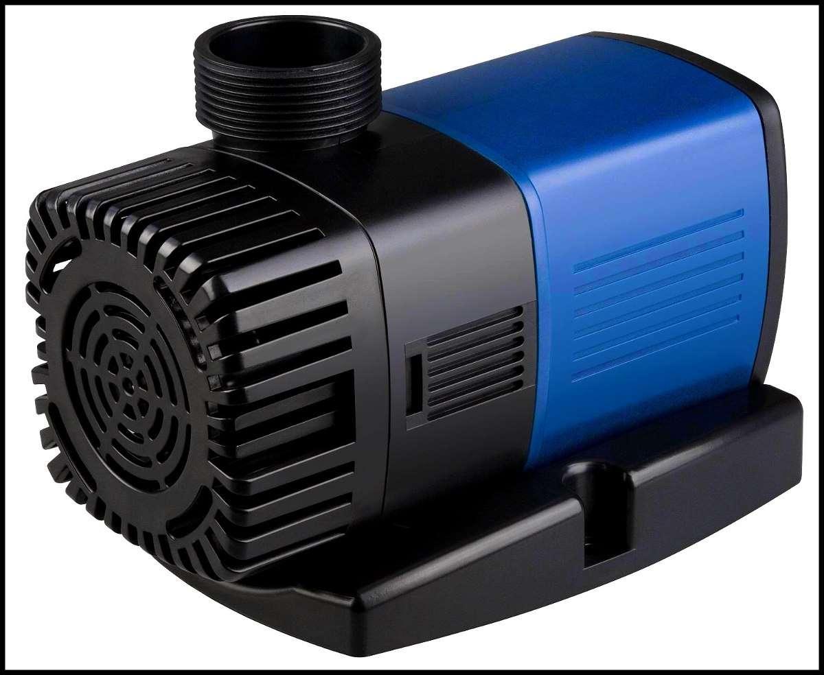 Jtp 7000 pompa di ricircolo risalita eco 50w 7000 l h for Pompa acqua laghetto