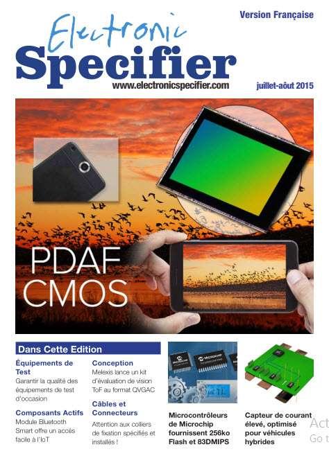 Electronic Specifier - Juillet/août 2015