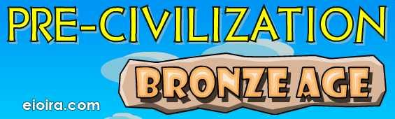 Pre-Civilization Bronze Age Logo