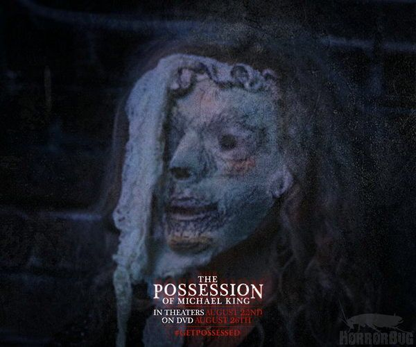Pelicula de terror The Possession of Michael King 2014
