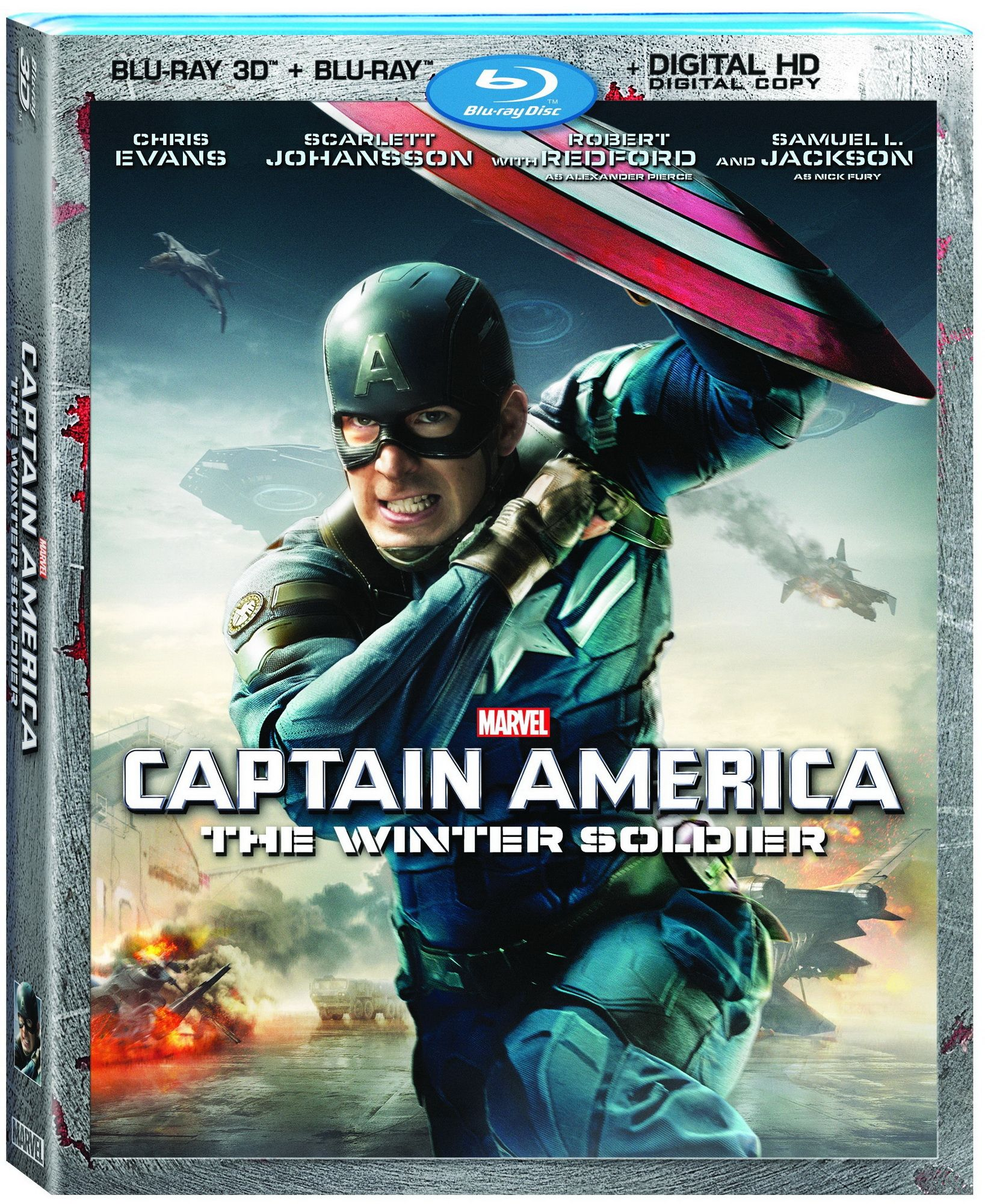 Captain America The Winter Soldier (2014) ISO FULL BluRay  3D AVC DTS AC3 ITA ENG - DDN