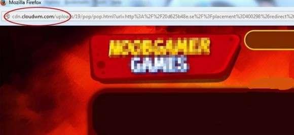 Avlägsna Cdn.cloudwm.com Popup