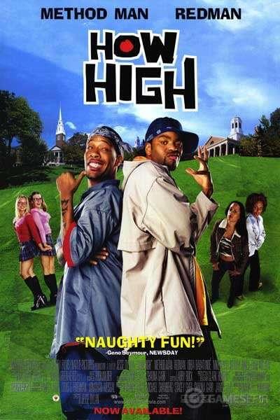 S�per Ot - How High - 2001 T�rk�e Dublaj MKV indir