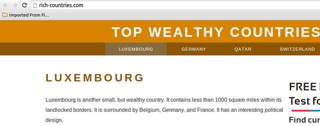 Rich-countries.com