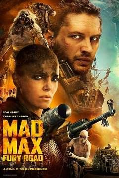 Çılgın Max: Öfkeli Yollar - 2015 Türkçe Dublaj MKV indir