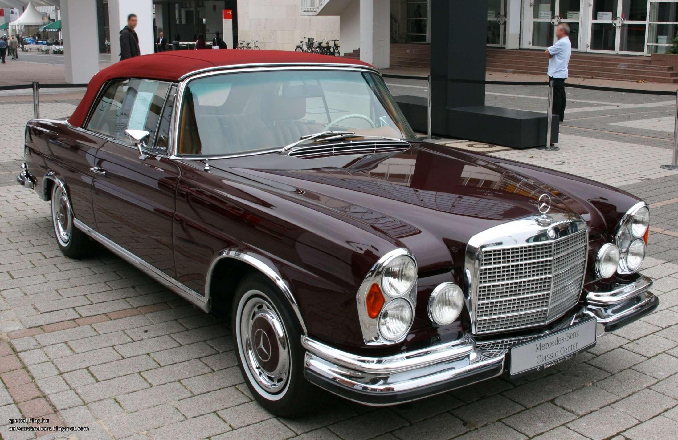 mercedes benz 280 se 3 5 cabriolet w111 only cars and cars. Black Bedroom Furniture Sets. Home Design Ideas