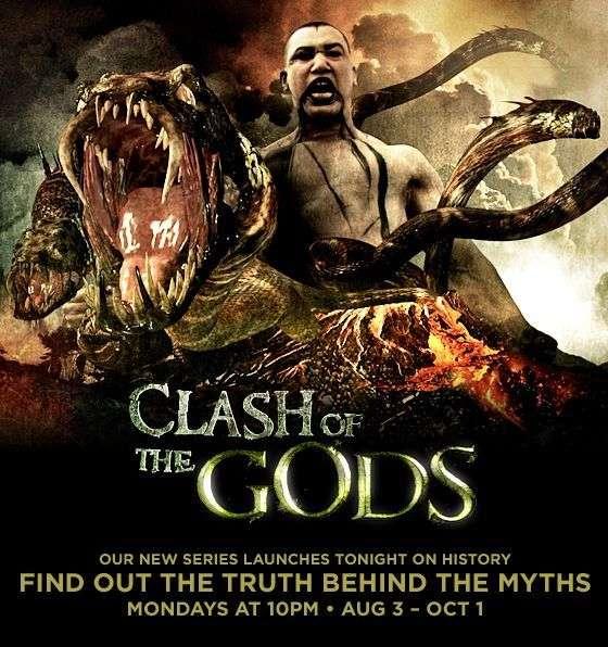 Clash of the Gods S01