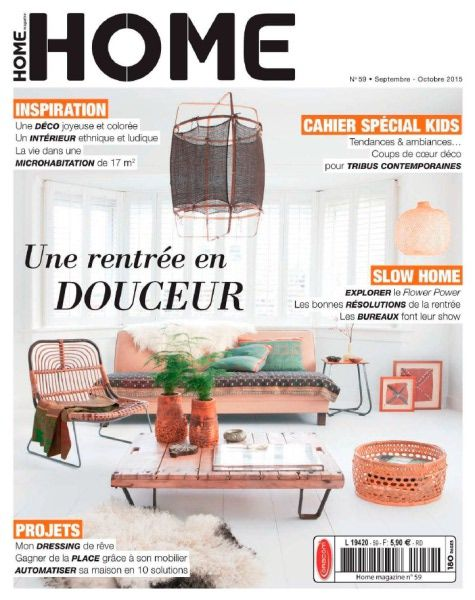 Home – Septembre-Octobre 2015