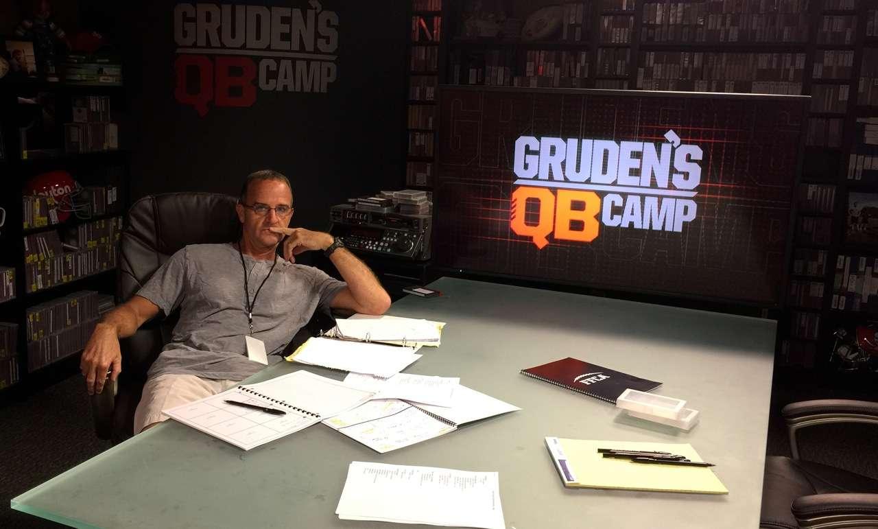 Gruden's office