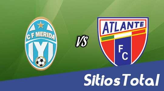 Mérida vs Atlante en Vivo - Copa MX