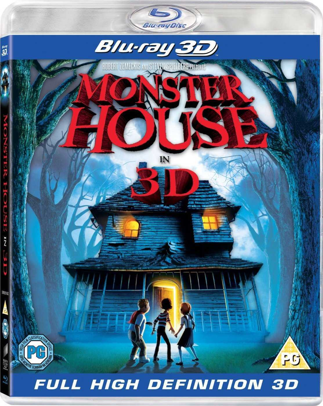 Monster House (2006) Full HD 1080p Untoched DTS-HD ITA ENG + AC3 SUb - DDN