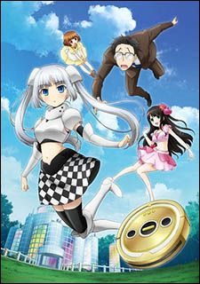 Watch Miss Monochrome: The Animation Online