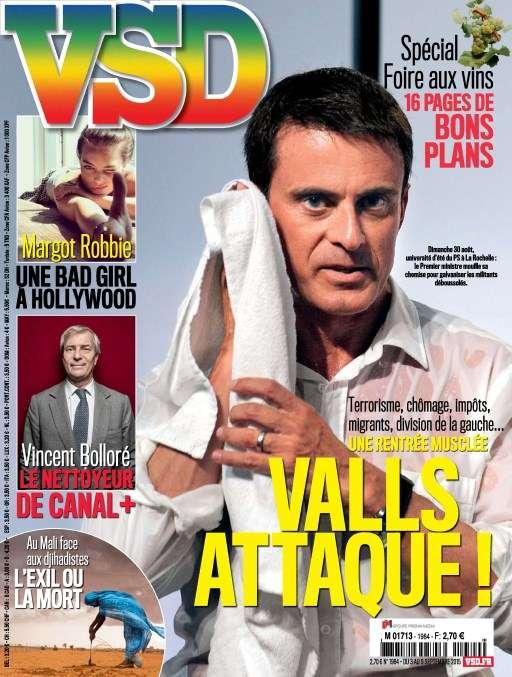VSD 1984 - 3 au 9 Septembre 2015