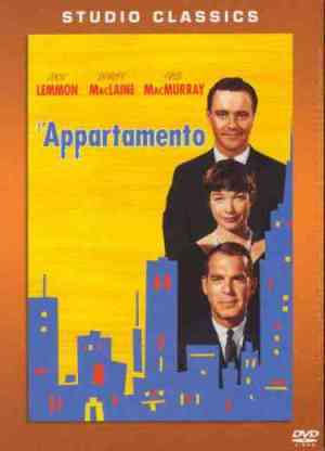 L'appartamento - The Apartment (1960) Dvd5 Custom ITA - MULTI