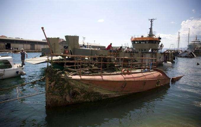 brod istranka dalmat ossero fata orjen vila