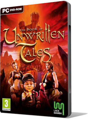 [PC] The Book of Unwritten Tales (2012) - SUB ITA