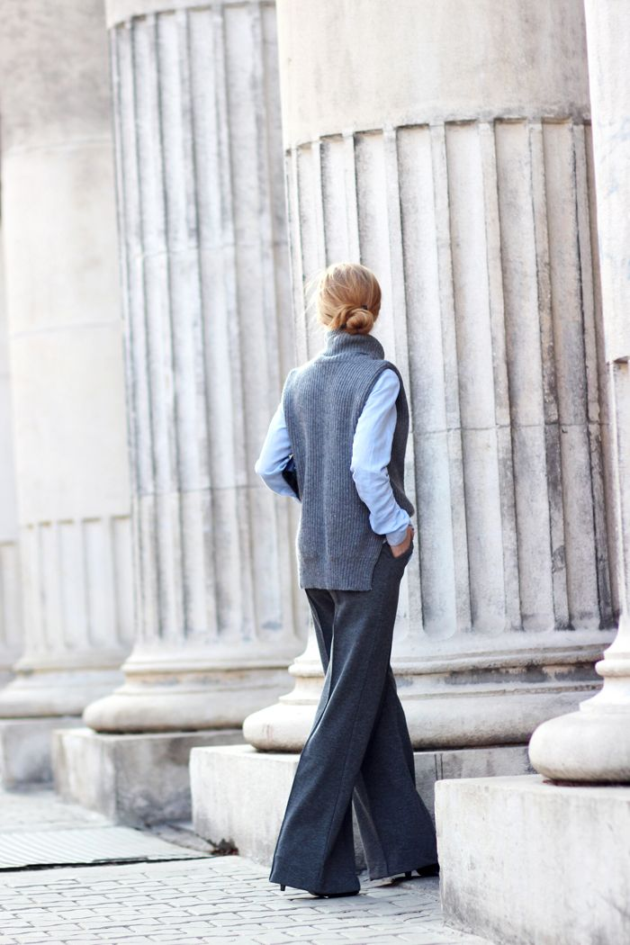Sirma Markova: The Perfect Wide-leg Trousers