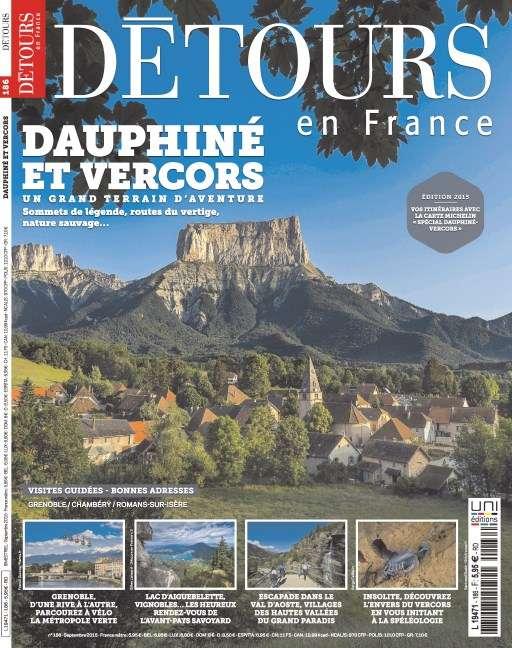 Détours en France 186 - Septembre 2015
