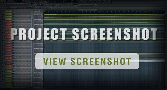 FL Studio Screenshot Image Project / Template