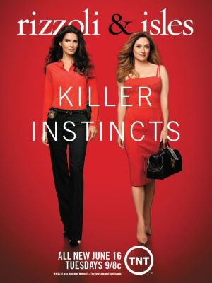 Rizzoli and Isles – S06E12 – Sister, sister