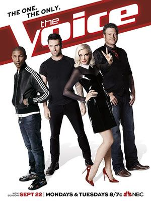 The Voice – S08E02 – The Blind Auditions, Part 2