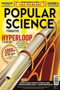 Popular Science Dergisi Temmuz 2015 indir