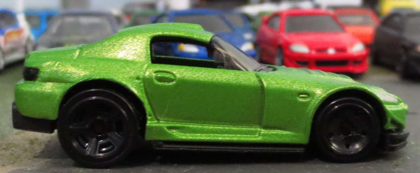 Infamous Racing Mitsubishi-Honda S2000 Dragster - HobbyTalk