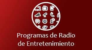 Programa de Radio de Entretenimiento