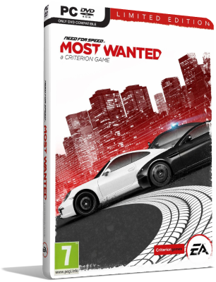 Need for Speed Most Wanted Limited Edition DOWNLOAD PC ITA (2012)