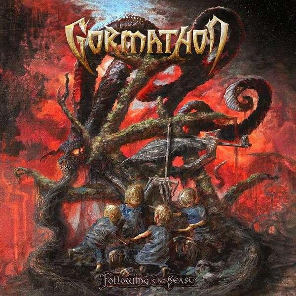 Gormathon - Following The Beast (Limited Edition Digipak) (2014)
