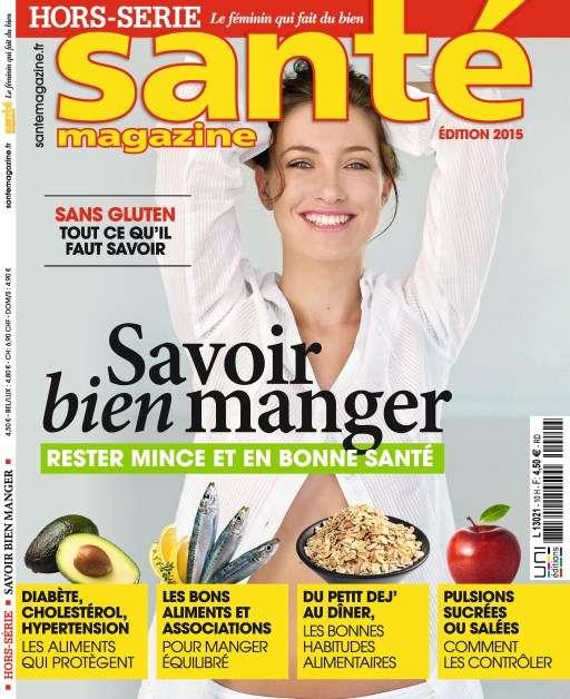Santé magazine Hors-Série 10 - Edition 2015