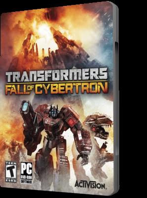Transformers Fall of Cybertron DOWNLOAD PC SUB ITA (2012)