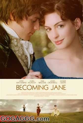 Becoming Jane | ჯეინად გადაქცევისას (ქართულად)