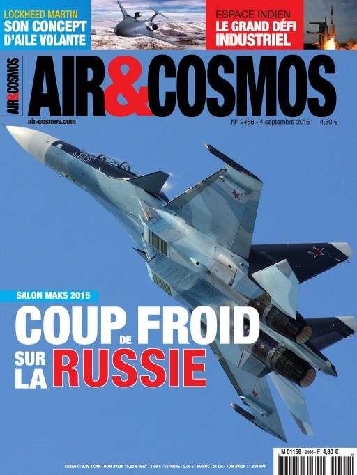 Air & Cosmos 2466 - 4 au 10 Septembre 2015