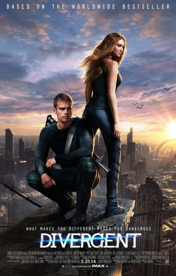 Divergent (2014) DVD9 Copia 1:1 Ita
