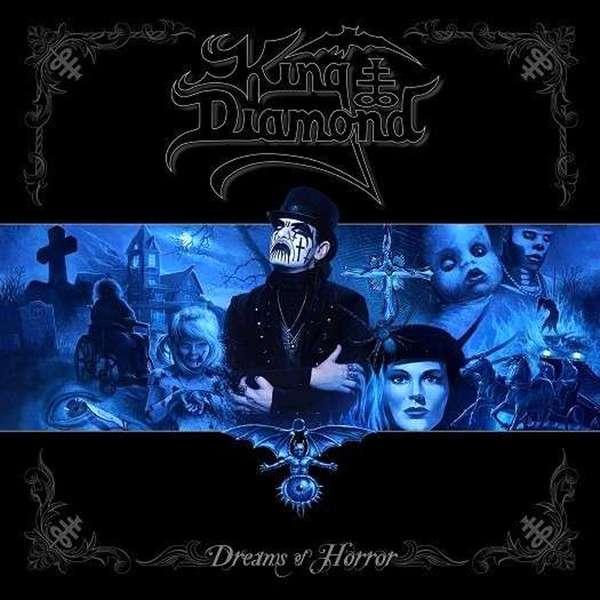 King Diamond - Dreams Of Horror (The Metal Blade Years) (2CD) (2014)