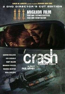 Crash - Contatto fisico (Director's cut) (2004) DVD9+DVD5 Copia 1:1 ITA-ENG